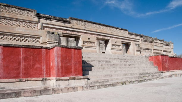 Archaeological site of Mitla, Oaxaca (Mexico); Shutterstock ID 100848202; Project/Title: Mexico's Most Amazing Ruins slideshow; Downloader: Melanie Marin
