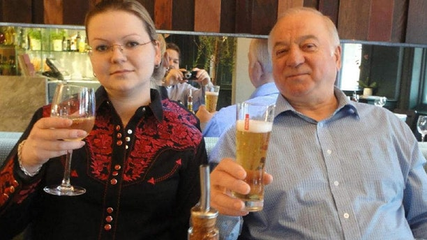 Sergei and Yulia Skripal were found poisoned in a Salisbury park this past March.