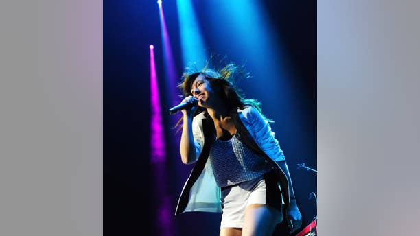 Christina Grimmie whose life was cut short by a gunman.
