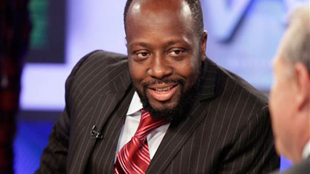 A spokeswoman for Wyclef Jean says the Brooklyn musician was exhausted after his brief presidential bid and his humanitarian efforts in Haiti.