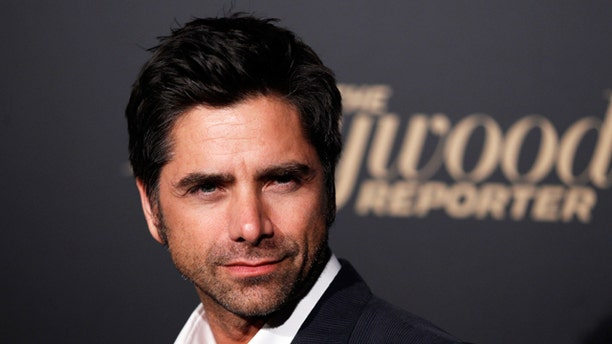 Actor John Stamos may be 48 years old, but he still looks like he's in his 30s.