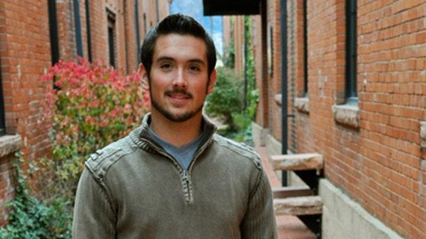 Chase Windebank, a senior at Pine Creek High School in Colorado Springs.