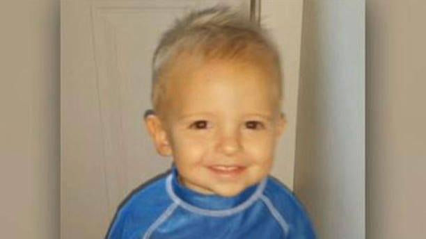 Twenty-month-old Colton Guay (pictured here) died Monday after being exposed to a deadly strain of E. coli. His parents, Beth and Jon, said they had visited a petting zoo at a county fair before their son died.