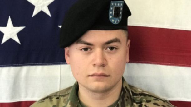 """Cpl. Joseph Maciel, of California, was killed Saturday during an """"apparent insider attack"""" in Afghanistan."""