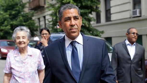 New York State Senator Adriano Espaillat.