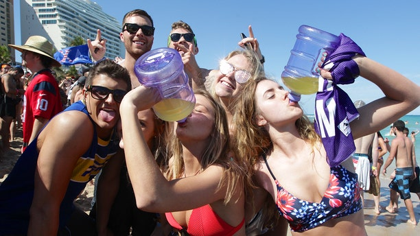 Despite new measures from hotspot towns, it's evident that collegians are by no means slowing down their fun.