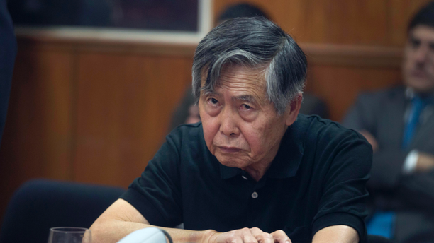 Peru's president announced Sunday night that he has granted a medical pardon to jailed former strongman Alberto Fujimori.