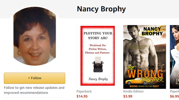 """Crampton-Brophy is an author of several romance novels, and a biography on her website says that her books """"are about pretty men and strong women, about families that don't always work and about the joy of finding love and the difficulty of making it stay."""""""