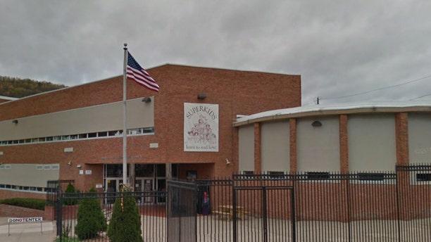 Shamokin Middle School in Shamokin, Pa.