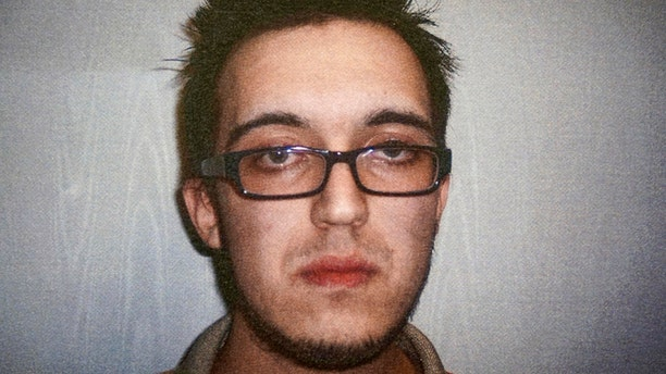 The son of a Boston police captain, Alexander Ciccolo was arrested July 4, 2015 in Adams, Mass., and accused of plotting a terrorist attack on a college campus to support the Islamic State group. He pleaded guilty Monday in federal court in Springfield, Mass.