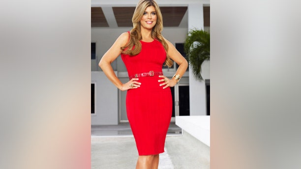 """Ana Quincoces in a promo shot for season 2 of """"The Real Housewives of Miami."""""""