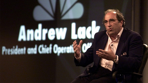 Andrew Lack, NBC's President and Chief Operating Officer