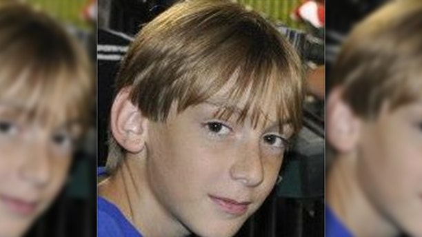 This photo of gunman Austin Wyatt Rollins, 17, was posted to his Facebook in May 2014.
