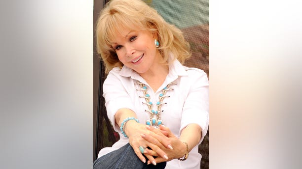 Barbara Eden loves meeting fans both young and old.
