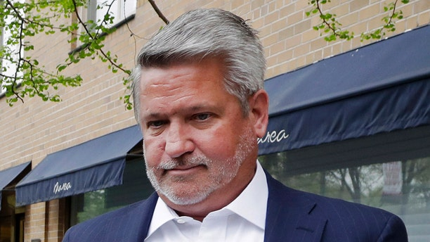 Bill Shine, seen here in 2017, will take on a senior communications role for President Trump.
