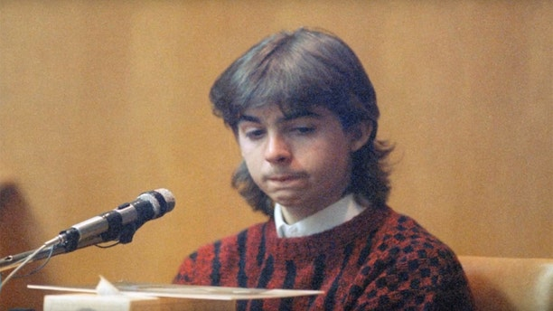 Teenage Billy Flynn in court.