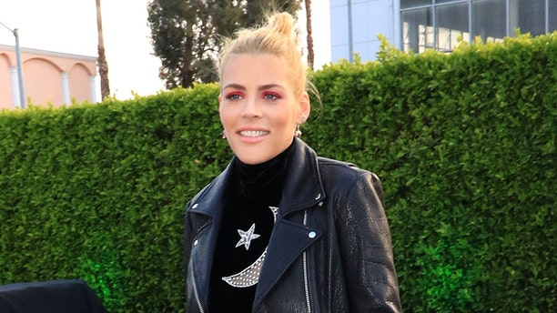 Busy Philipps was not happy with how Delta Air Lines handled her and her family's flight reservations on Friday.