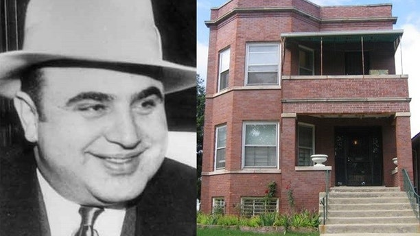 Buyers can own the infamous piece of Chicago history for $109,000. Capone moved into the home in August of 1923.