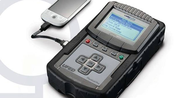 The Michigan branch of the ACLU has been probing police department use of a device by UFED, which can extract data in mere minutes from almost any cellular phone.