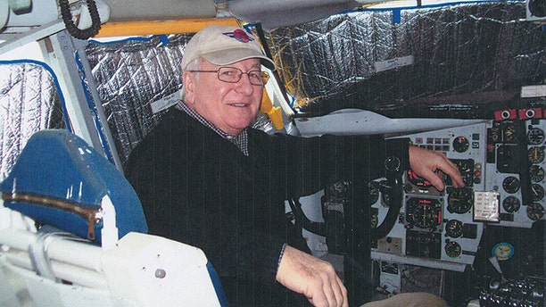 Retired USAF Lt. Col. Gerald Roark, who worked on operations involving the aircraft has been trying to find a way to save the craft along with an aviation museum in Kentucky. (Courtesy of Gerald Roark)