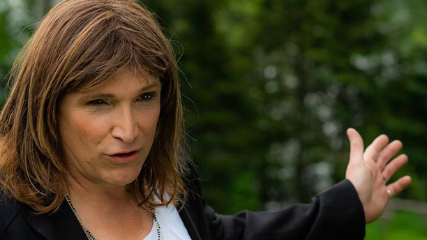 Christine Hallquist faces long odds in Tuesday's primary in Vermont.