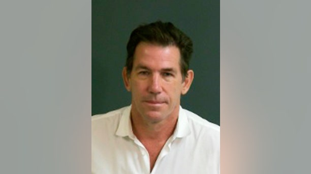 This undated photo provided by the Charleston County Sheriff's Office shows Thomas Ravenel. Authorities say reality show television star Ravenel has been arrested after a former nanny says he sexually assaulted her in 2015. Charleston Police charged Ravenel on Sept. 25, 2018, with misdemeanor second-degree assault and battery.
