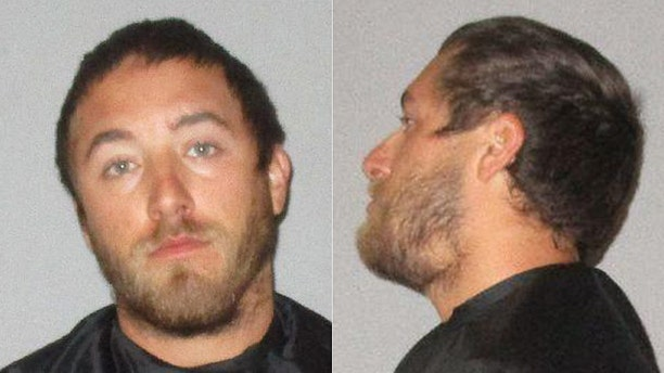 Cory Michael Hatzl, 30, was arrested after he allegedly stripped naked and challenged people to a fight in a Florida Chick-fil-A parking lot.