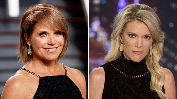 NBC announced it would bring back former employee Katie Couric to co-host the opening ceremony of next month's Winter Olympics -- but Megyn Kelly's not going.
