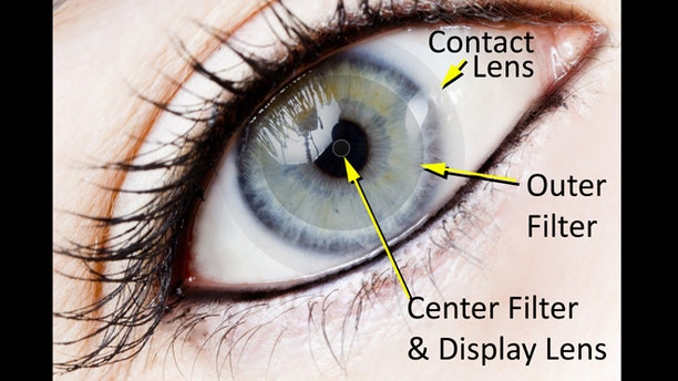 New augmented reality contact lenses can sharpen the vision and provide access to satellite feeds, real-time map data, or basically any type of digital content. It's no wonder the DoD is interested.
