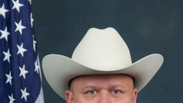 Harris County Sheriff's Deputy Darren Goforth.