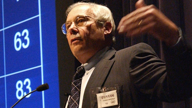 Medicaid Administrator Donald M. Berwick, seen in this 2006 photo at a National Institutes of Health seminar.