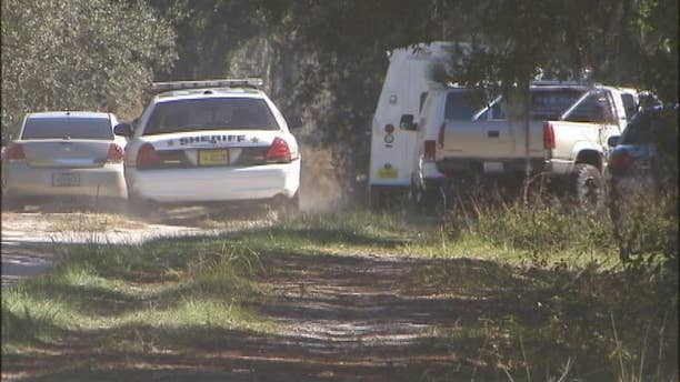 Sheriff's deputies were dispatched to the Thorpe family home shortly after 10 p.m. Saturday night. Authorities say the couple's 17-year-old son fatally shot his father in a desperate bid to save his mother, who was being attacked.
