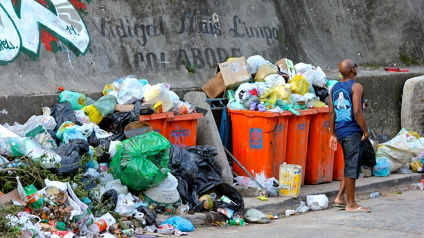 """Very clean Vidigal"" doesn't seem to live up to its billing. (Photo: Andrew O'Reilly/Fox News Latino)"