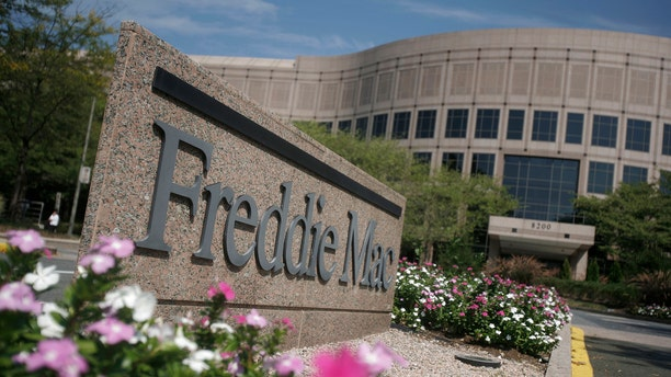 The headquarters of mortgage lender Freddie Mac is seen in Mclean, Virginia, near Washington.
