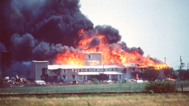 The tragedy of Waco.