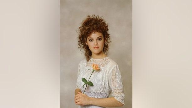 """My Sister Sam"" star Rebecca Schaeffer in 1987."