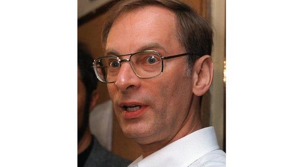 Bernard Goetz, known as the 'Subway Vigilante' of New York, seen in 1996.