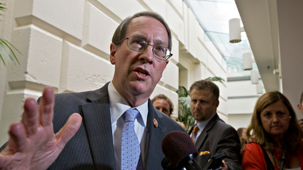 """""""It is not every day in congressional investigations that we find a smoking gun,"""" House Judiciary Chairman Bob Goodlatte, R-Va., said Tuesday. """"Here, we have it."""""""