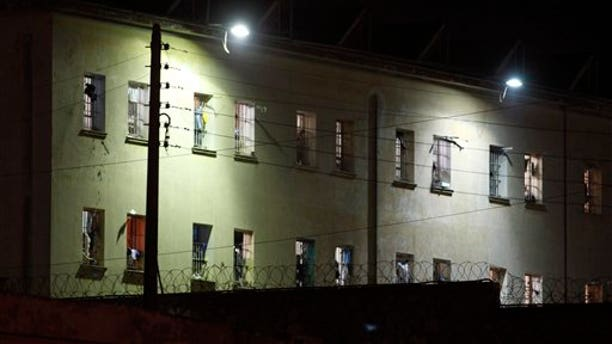 Dec. 12: Inmates at Greece's largest jail took at least one prison guard hostage Monday following a failed escape attempt by a convicted murderer and members of an anarchist group, police and justice ministry officials said.