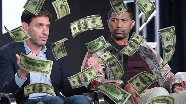 """Mike Greenberg and Jalen Rose will reportedly earn a combined $9.5 million to co-host """"Get Up!"""" on ESPN."""