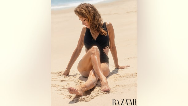"""Susan Lucci went viral after photos of her on the beach surfaced online in February. The """"All My Children"""" icon, 71, stirred even more headlines this year when she stunned in unretouched swimsuit snaps for Harper's Bazaar."""