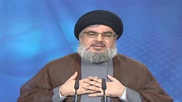 Hezbollah Secretary General Sayyed Hassan Nasrollah. (AP)