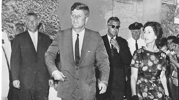 JFK and Janet Auchincloss.