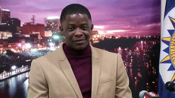 James Shaw Jr. was was grazed by a bullet on his elbow.