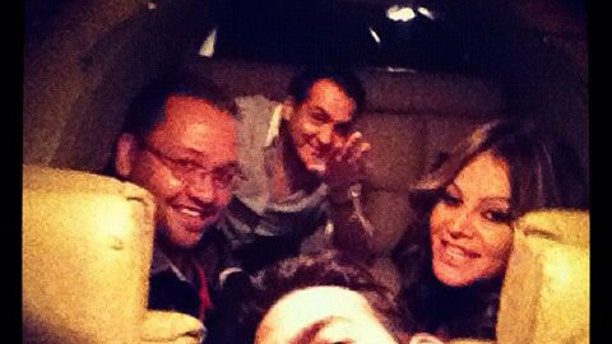 Makeup artist Jacob Yebale posted the last photo of the group before the fatal plane crash.
