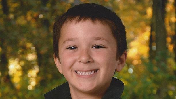 Jesse Lewis, who was slain in the Sandy Hook Elementary School massacre.