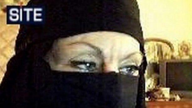 """Undated handout photo of Colleen LaRose released by the Site Intelligence Group. The Pennsylvania woman known as """"Jihad Jane"""" pleaded guilty to plotting to kill a Swedish cartoonist, providing material support to terrorists, and other criminal charges, the U.S. Justice Department said."""