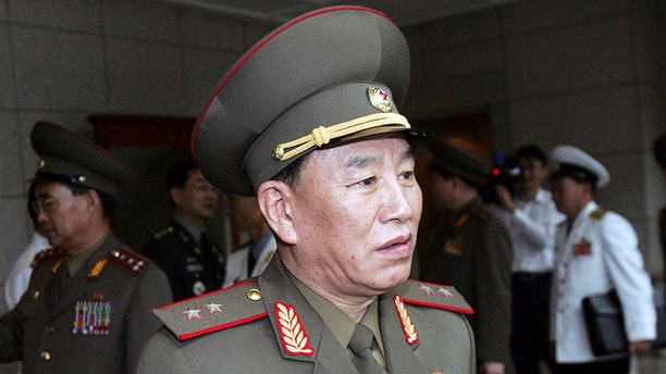 Kim Yong Chol is headed to New York on Tuesday.