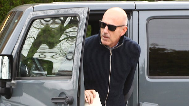 Premium Exclusive, East Hampton, NY - 20171130  Matt Lauer seen out for the first time since his firing from the Today show from multiple sexual harassment allegations.  -PICTURED: Matt Lauer -PHOTO by: MATT AGUDO/INSTARimages.com  This is an editorial, rights-managed image. Please contact Instar Images LLC for licensing fee and rights information at sales@instarimages.com or call +1 212 414 0207 This image may not be published in any way that is, or might be deemed to be, defamatory, libelous, pornographic, or obscene. Please consult our sales department for any clarification needed prior to publication and use. Instar Images LLC reserves the right to pursue unauthorized users of this material. If you are in violation of our intellectual property rights or copyright you may be liable for damages, loss of income, any profits you derive from the unauthorized use of this material and, where appropriate, the cost of collection and/or any statutory damages awarded
