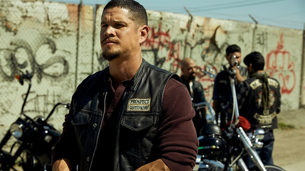"""Actor JD Pardo in a scene from """"Mayan M.C."""""""